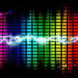 music background — Stockfoto