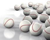 Baseballs — Stock Photo