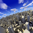 3d city — Stock Photo #5303564