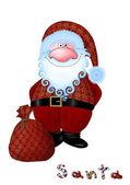 Santa — Stock Photo