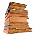 Old books — Stock Photo #4664067