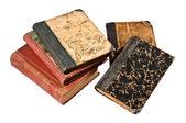 Old books — Stock Photo