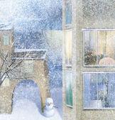 Snow2 — Stock Photo