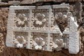 Ruinas romana-túnezheterocnemis graeca — Foto de Stock