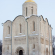 Dmitrievskiy Cathedral In Vladimir - Stock Photo