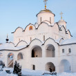 Pokrovsky monastery. Suzdal. — Stock Photo #4646189