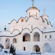 Pokrovsky monastery. Suzdal. — Stock Photo