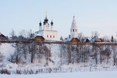 Aleksandrovsky monastery. Suzdal. — Stock Photo