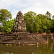 Stock Photo: Preah Neak PeTemple. Angkor. Cambodia