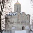 Dmitrievskiy Cathedral In Vladimir — Stock Photo