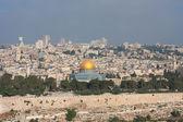 エルサレムの黄金の dom. — ストック写真