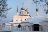 Petropalovskay Church. Suzdal. — Stock Photo