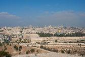 Vista di gerusalemme — Foto Stock
