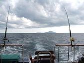 Rybářský prut — Stock fotografie