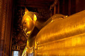 Buddha Reclining - Thailand — Stock Photo