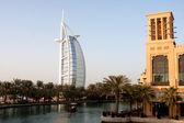 Dubai resort — Stock Photo