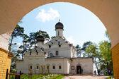 Church Mihail Arhangel in Arkhangelskoye — Stock Photo