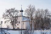 Starobylé kostely suzdalu, rusko — Stock fotografie