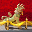 Golden dragon — Stock Photo #5194231