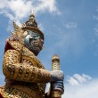 Thai Guardian Statue - Stock Photo