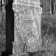 Tombstone — Stockfoto #4092371