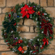 Royalty-Free Stock Photo: Holiday Wreath