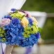 Stock Photo: Wedding Bouquet