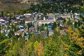 山の町 — ストック写真