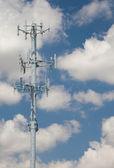Telecommunications Tower — Stockfoto