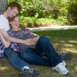 Expecting First Child — Stockfoto #4967692