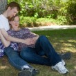 Expecting First Child — Stock Photo #4967692