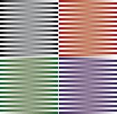 Impostare astratto uno sfondo di colore diverso — Vettoriale Stock