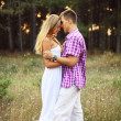 Young couple — Stock Photo #3991676
