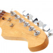 Electric guitar neck — Stock Photo