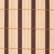 Wooden bamboo mat background — Stock Photo