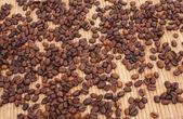 Café-beens fundo — Foto Stock