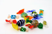 Venetian glass sweets 2 — Foto Stock
