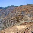 Open Pit Copper Mine — Stock Photo