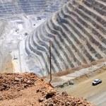 Bakır madeni yakın çekim — Stok fotoğraf