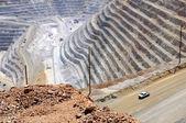 Copper Mine Close-up — Stock Photo