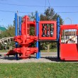 Children's Playground - Stock Photo