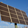Renewable Solar Power Energy Panel - Stock Photo