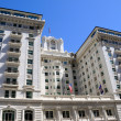 Historic Landmark Hotel Utah - Stock Photo