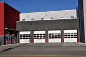 Fire Station — Stockfoto