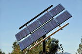 Renewable Solar Power Energy Panel — Foto Stock
