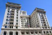 Historic Landmark Hotel Utah — Stock Photo