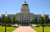 Utah State Capitol Building — Stock Photo