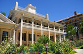 Beehive House a Mormon Historic Residence in Salt Lake City — Stock Photo