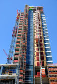 High Rise Construction in Salt Lake City — Stock Photo