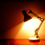 Architect lamp — Stock Photo #4383337